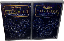 Walt Disney Kostbarkeiten Collection Vol. 1+2 [DVD] Deutsch(er) Ton, 20-Disc
