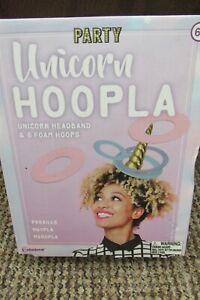 PARTY UNICORN HOOPLA
