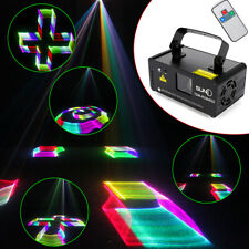 400mW DJ Party Stadiums Disco RGB Laser Licht Show DMX512 Bühnenbeleuchtung DHL