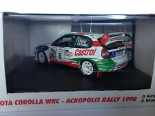 Vitesse 1:43 Toyota Corolla WRC Rally Acropolis 1998 V98202