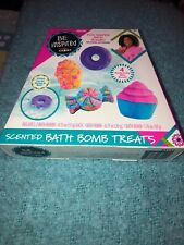 New Cra-Z-Art Be Inspired Bath Bomb Treats Multi-Color for Girls 6+