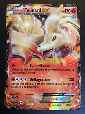Carte Pokemon FEUNARD 13/83 Ultra Rare EX XY Générations Française NEUF