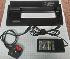 Sony Vaio PCG-Z1 Series Docking Station replicatore di porte PCGA-PRZ1! PSU incluso!