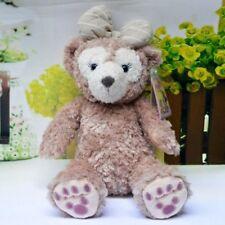 "New Disney Resorts 17"" SHELLIE MAY Duffy Bear Plush Toy Doll"