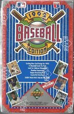 "Sealed Box 1992 Upper Deck ML Baseball ""Find the Williams"""