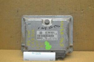 01 Volkswagen Golf Engine Control Unit ECU 037906018E Module 145-10C1