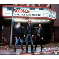 SCOOTER - MUSIC FOR A BIG NIGHT OUT (STANDARD)  CD  12 TRACKS  DISCO/DANCE  NEU