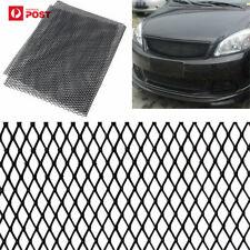 "1x Aluminium Grille Mesh Vent Net Thicken rhombus style 40""x13"" / 100×33cm AU"