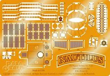 Paragrafix – Nautilus Photoetch Set – PGX173 Sci-Fi Model Add-On
