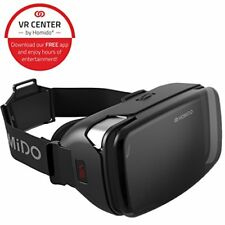 ️ Homido Virtual Reality Headset V2 Visore collegato allo Smartphone 340g Nero