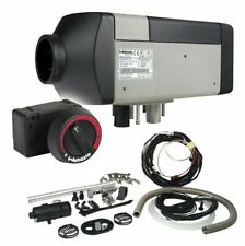 Webasto  2000STC Diesel Air Heater 12v. with Rotary Rheostat and Mounting Kit