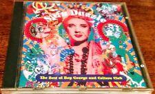 cd BOY George & Culture Club-SPIN Dazzle-BEST OF