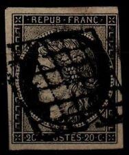 CERES n°3, Oblitéré = Cote 65 € / Lot Classique France