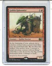 Goblin Kaboomist - 2015 Core Set - Magic the Gathering