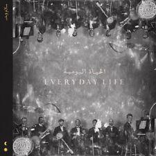 Coldplay Everyday Life 180g 2lp Vinyl 2019 Parlophone