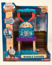 Thomas the Train & Friends wooden railway Bubble Loader wood HTF Christmas gift