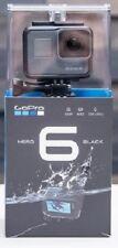 NEW GoPro Hero 6 Black Edition 4K Action Helmet Go Pro Waterproof Cam CHDHX-601