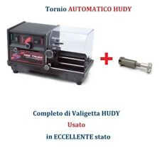 HUDY 102003 Tornio per Gomme in Spugna 1/10 1/8- con valigetta- Usato come nuovo