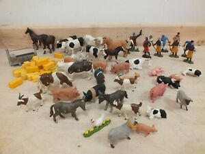 Vintage Farm Animals/Figures from Britains (Nee]