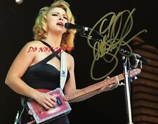 SAMANTHA FISH AUTOGRAPHED PICTURE SIGNED 8X10 PHOTO REPRINT