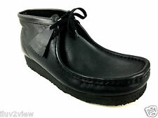 CLARKS Wallabee Leather Chukka Boots 35401  Size 11 US