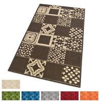Tappeto cucina tessitura 3D maiolica antiscivolo varie misure bordate mod.AMBRA