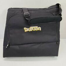 Burton Black 156cm Soft Shell Snowboard Cover Case Bag Shoulder Strap EUC