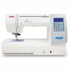 Jamone Memory Craft 8200QCP MC8200QCP Special Edition Sewing Machine Refurbished