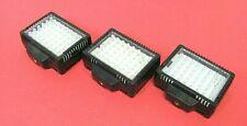 Lot Of 3 Litepanels Micro LED On-Camera Light