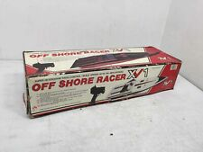 Vintage 1988 R/C Xv-1 Off Shore Racer w/ Accessories