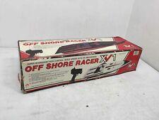 Vintage 1988 R/C Xv-1 Off Shore Racer w/ Accessories