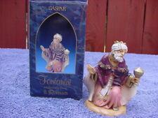 Vintage Fontanina Christmas Figurine-Gaspar