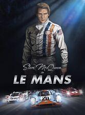 Livre Steve McQueen in Le Mans - en français neuf