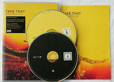 Take That - Progress Live (DVD, 2011, 2-Disc Set)