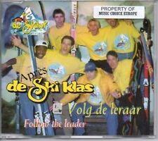 (AK208) De Ski Klas, Volg de Leraar - CD