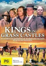 KINGS IN GRASS CASTLES  ( 2 DISC SET ) NEW AND SEALED AUSTRALIAN MOVIE REGION 4