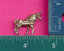 12 wholesale pewter unicorn figurines A1050