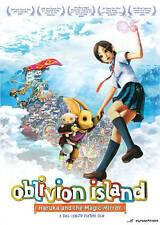 Oblivion Island: Haruka and the Magic Mirror (Blu-ray/DVD, 2012, 2-Disc Set)
