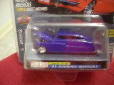 Racing Champions Hot Rod '49 Chopped Mercury #150 1 of 9999!!