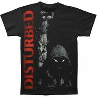 DISTURBED T-Shirt Up Your Fist New Authentic S-2XL