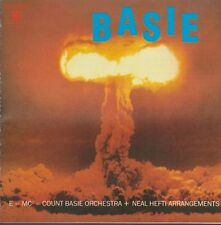 Count Basie The Atomic Mr. Basie Featuring Count Basie And His Orchestra CD