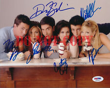 Friends Cast  Autographed Signed 8x10 Photo RP