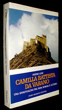 Camilla Battista BY Lizards: a Spirituality between Borgia pope and Luther/Peter