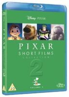 PIXAR SHORT FILMS - VOLUME 2 - BLU RAY - NEW / SEALED - UK STOCK