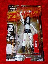 "WWE ""Paige"" Zombie 7"" Wresling Action Figure! NICE!!"