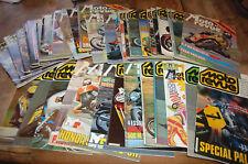 Ancien lot de 43  Revues  MOTO REVUE 1979  Motocycliste collection