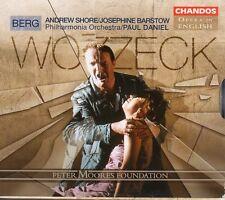 Alban Berg Wozzeck  Opera 2 CD Box Set Opera In English Andrew Shore