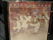 Swing Is Here / Small Band Swing 1935 - 1939