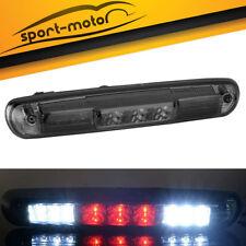 For 07-13 Silverado/GMC Sierra 1500 2500 3500 Smoke LED 3rd Brake Light Lamp US