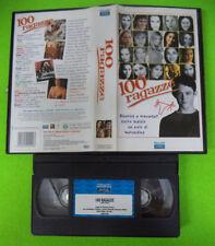 VHS film 100 RAGAZZE 2001 Jonathan Tucker Larisa Oleynik Ribis (F199) no dvd